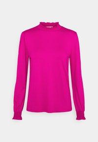 Esprit - Long sleeved top - dark pink - 0