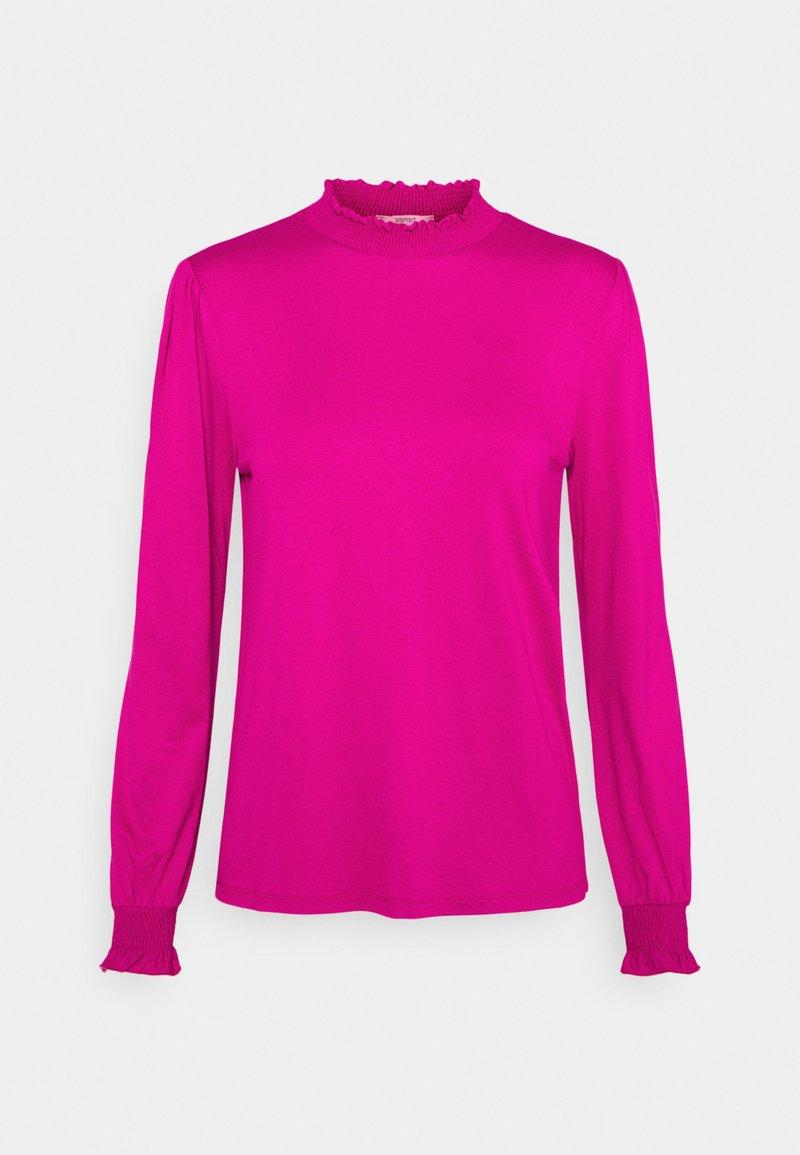 Esprit - Long sleeved top - dark pink