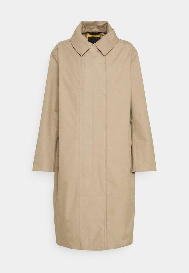EMBLA COAT - Hardshellová bunda - beige