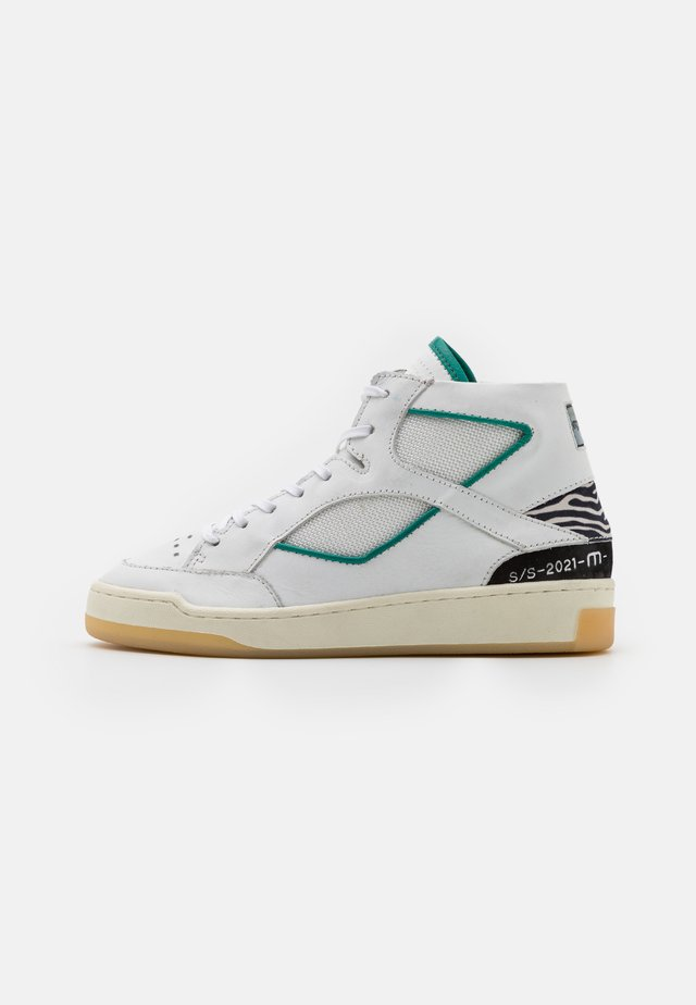 OPA - Sneakers hoog - bianco/ghiaccio/black/italia