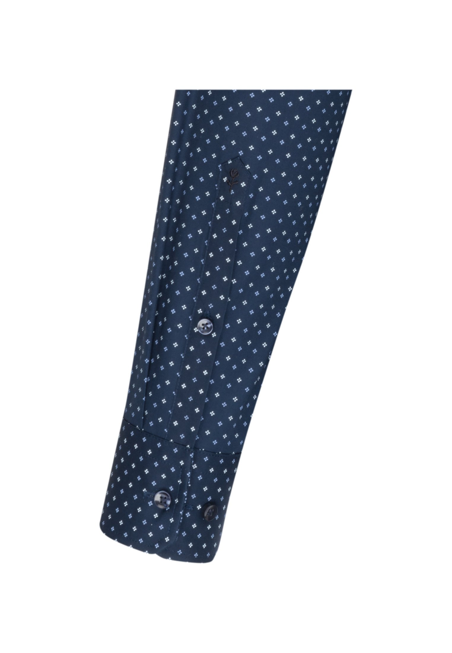 Seidensticker SLIM FIT - Chemise - blau