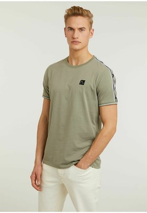BARRY - Print T-shirt - green