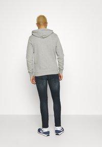 Jack & Jones - JJILIAM JJORIGINAL - Slim fit jeans - black denim - 2