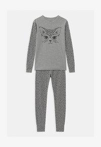 GAP - GIRLS CAT - Pyjama set - light heather grey - 0