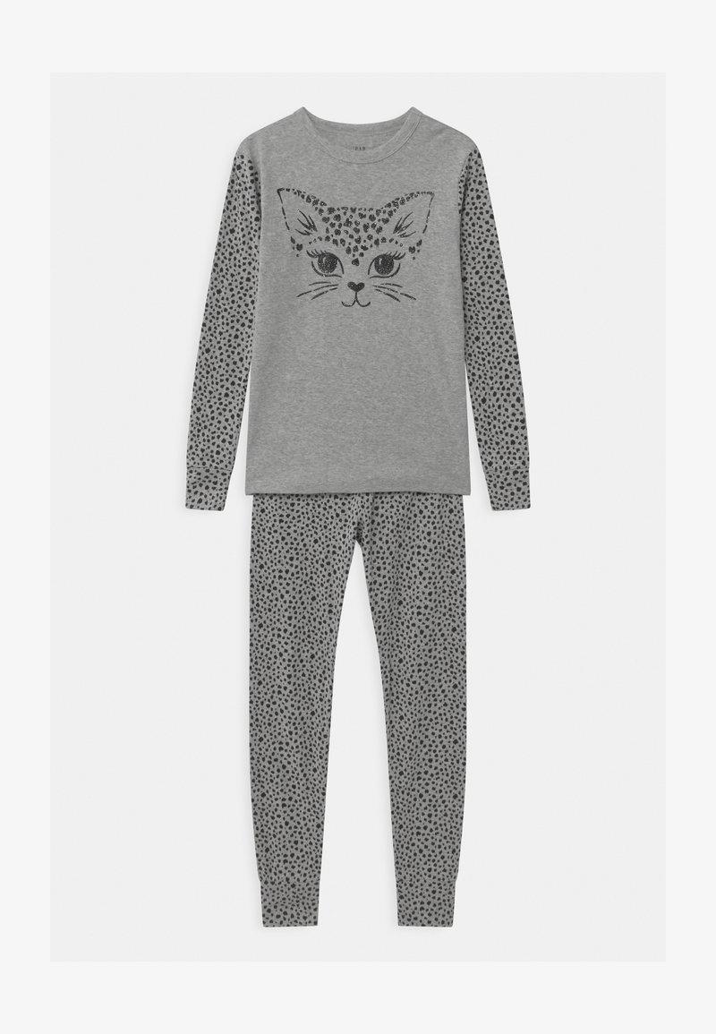GAP - GIRLS CAT - Pyjama set - light heather grey