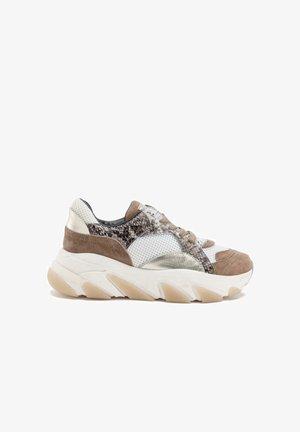 RAULI - Sneakers laag - sand