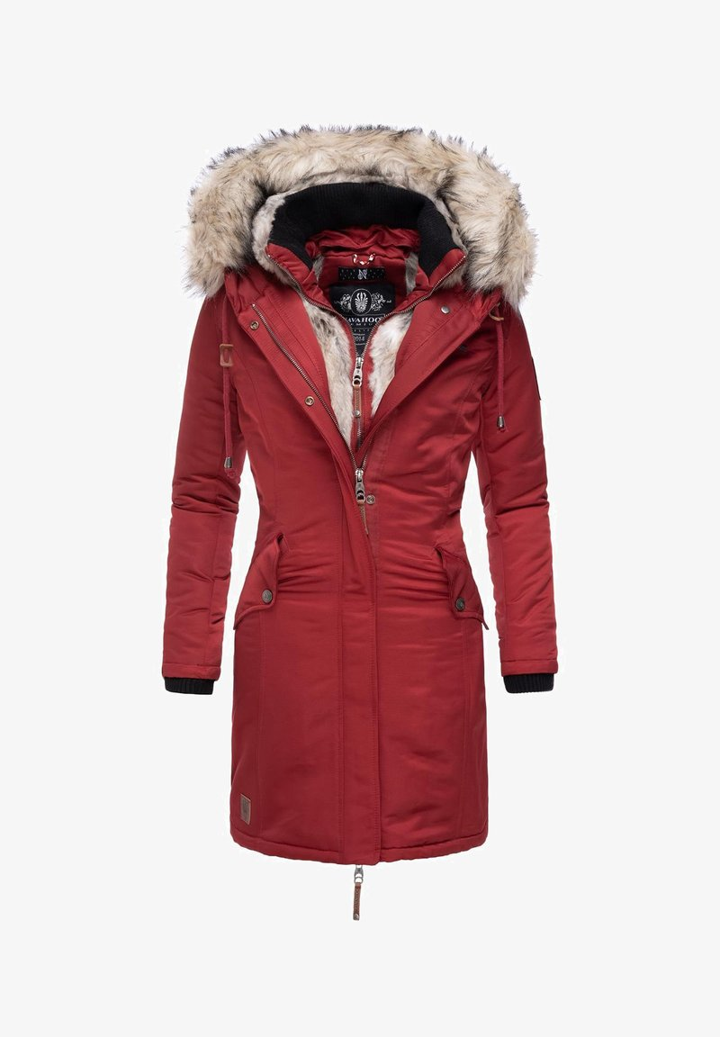 Navahoo - DAYLIGHT - Winter coat - bordeaux