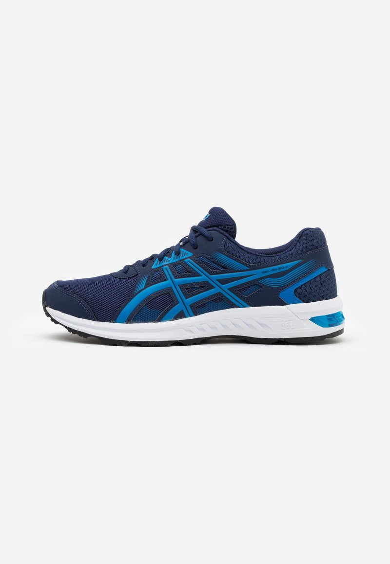ASICS - GEL-SILEO 2 - Neutral running shoes - peacoat/electric blue