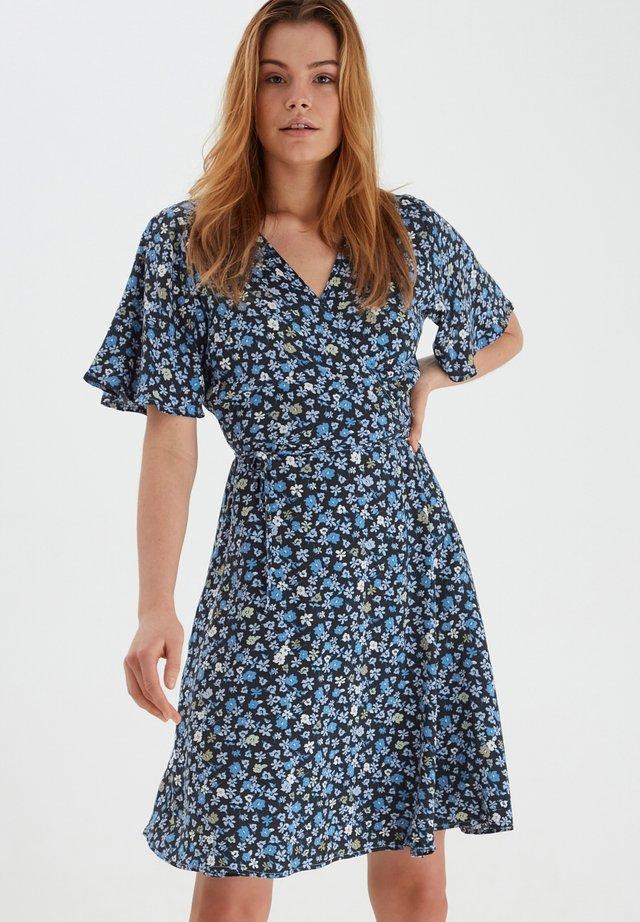 Robe d'été - brunnera blue mix