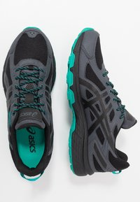 ASICS SportStyle - GEL-VENTURE 6 - Baskets basses - black - 1