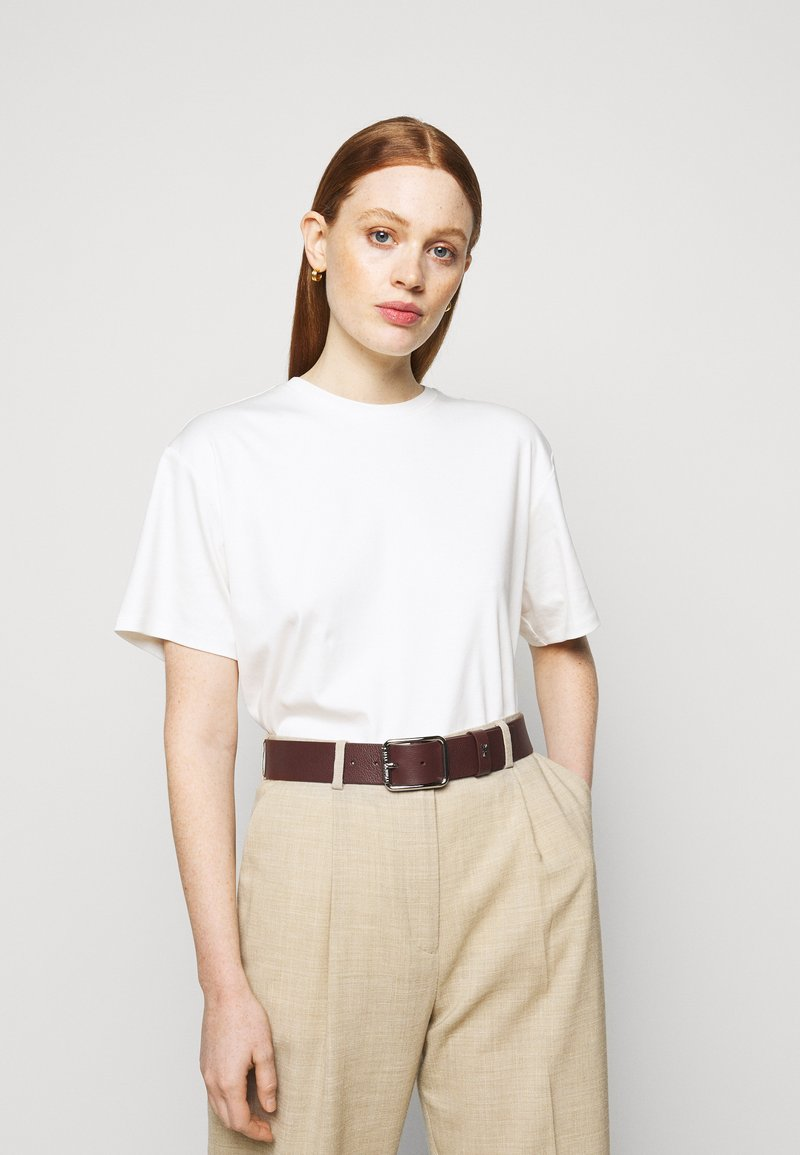Patrizia Pepe - CINTURA BELT - Belt - savage brown