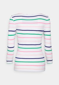 Marks & Spencer London - FITTED STRIPE - Long sleeved top - multicoloured - 1
