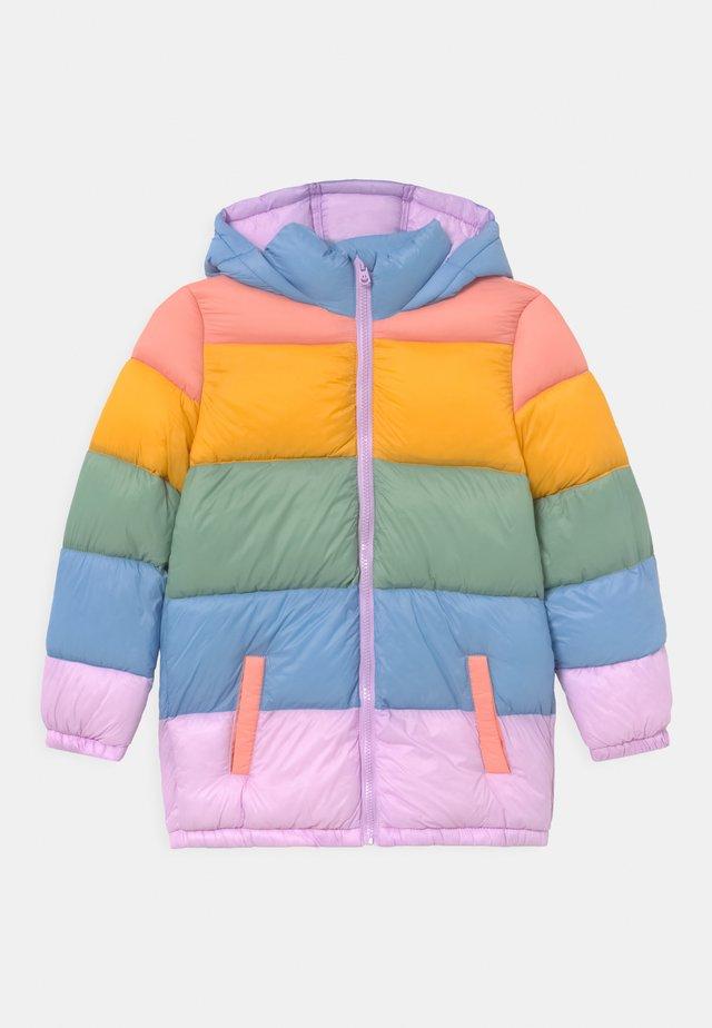 FRANKIE PUFFER - Winter coat - rainbow splice