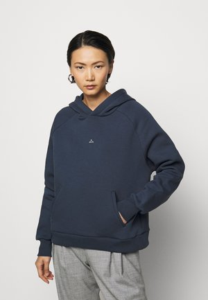 HANG ON HOODIE - Hoodie - dark blue