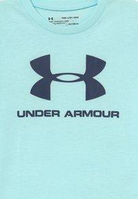 Under Armour - Print T-shirt - rift blue/blue ink - 3