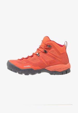 DUCAN MID GTX WOMEN - Hiking shoes - pepper/light pepper