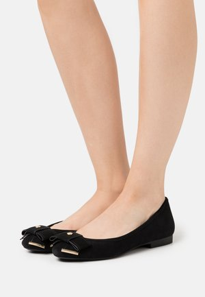 BELLE FLEX BALLET - Ballerinasko - black
