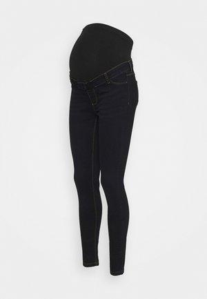 MATERNITY OVERBUMP EDEN - Jeans Skinny Fit - ink