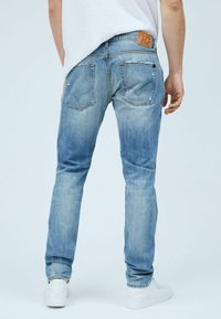 Pepe Jeans - STANLEY WORKS - Jeans Tapered Fit - denim - 2