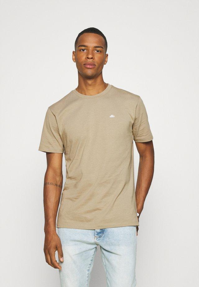 TOM - Jednoduché triko - beige