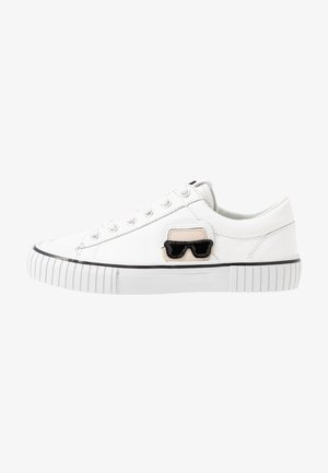 KAMPUS KARL IKONIC - Baskets basses - white