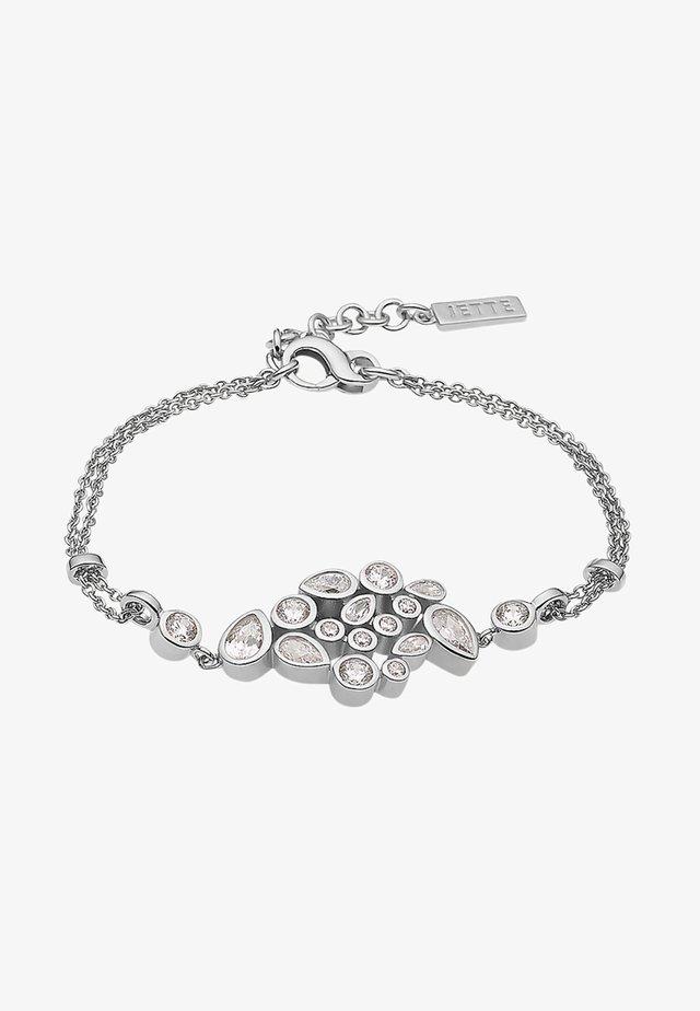 Bracelet - silver-colored
