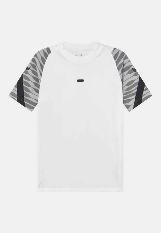 UNISEX - T-shirt imprimé - white/black