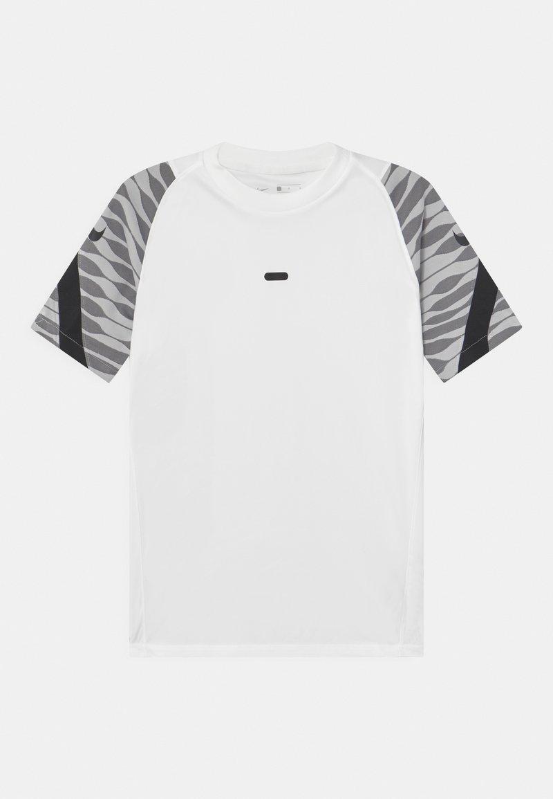 Nike Performance - UNISEX - T-shirt imprimé - white/black