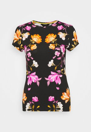 ARBYELA - Camiseta estampada - black