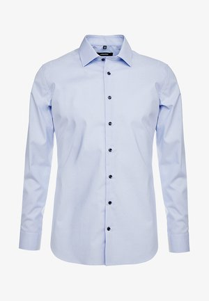 BUSINESS KENT PATCH EXTRA SLIM FIT - Formal shirt - hellblau