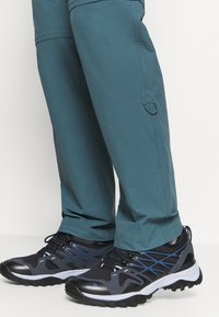 The North Face - EXPLORATION CONVERTIBLE PANT - Outdoor trousers - mallard blue - 4