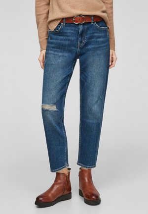 REGULAR FIT - Straight leg jeans - faded blue