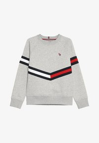 Tommy Hilfiger - ESSENTIAL FLAG CREW - Sweatshirts - grey - 2