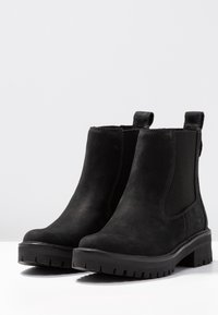 Timberland - COURMAYEUR VALLEY CHELSEA - Classic ankle boots - black - 4