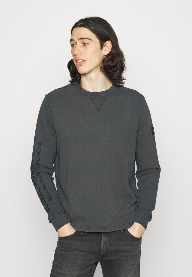 MATERA MAN - Sweatshirt - caviar