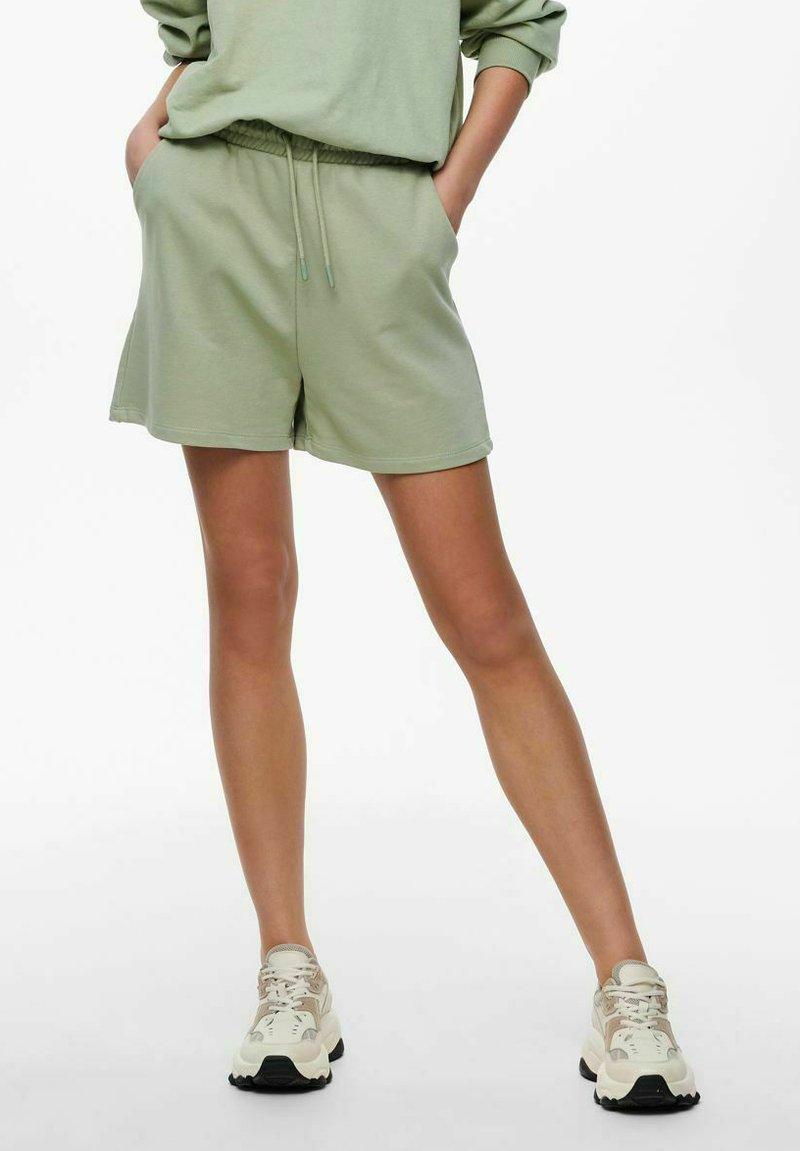 ONLY - Shorts - desert sage