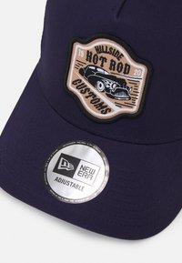 New Era - HOT ROD TRUCKER UNISEX - Cap - dark blue - 3