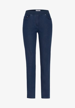 STYLE PAMINA - Slim fit jeans - stoned