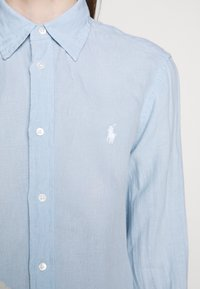 Polo Ralph Lauren - RELAXED LONG SLEEVE - Camisa - powder blue - 7