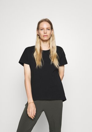 CRISPY TEE - Basic T-shirt - black