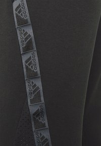 adidas Performance - Teplákové kalhoty - black - 2