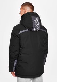 National Geographic - Down jacket - black - 1