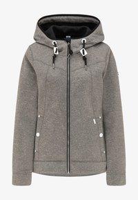 ICEBOUND - Fleece jacket - grau melange - 4