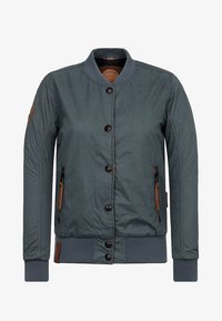 Naketano - Summer jacket - dark green - 0