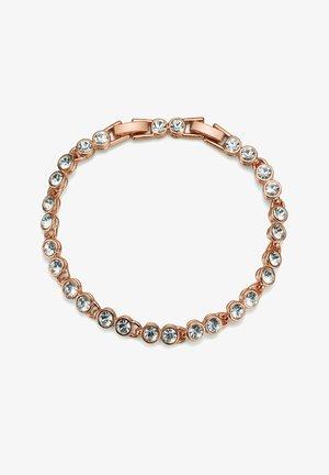 TENNIS - Bracelet - rosegold