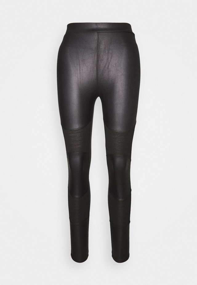ONLMAZE - Leggingsit - black