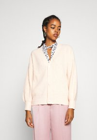 Molly Bracken - LADIES CARDIGAN - Cardigan - offwhite - 0