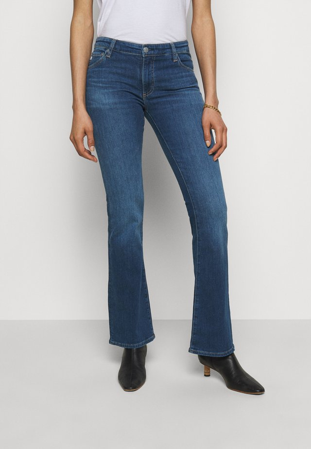 Bootcut jeans - 11 years deciduous
