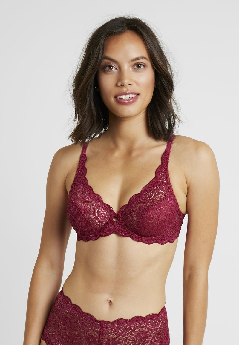 Triumph - AMOURETTE 300 - Underwired bra - ruby