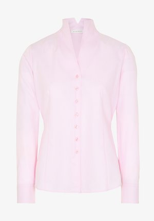 MODERN CLASSIC REGULAR FIT - Button-down blouse - rosa